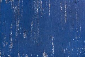 Dark blue painted wooden texture