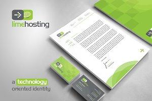 RW Tech Hosting Identity + Logo