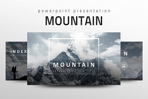 Mountain PPT