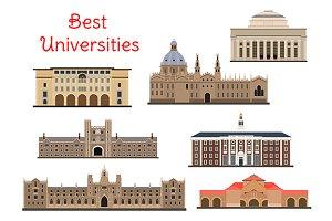 National universities buildings