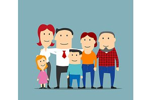 Family and parenthood theme