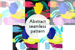 Abstract seamless pattern - 2