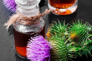 Medicine from the Thistle