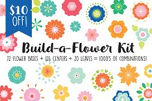 Build-a-Flower Kit