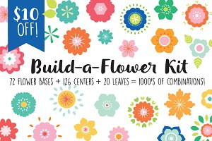 Build-a-Flower Kit