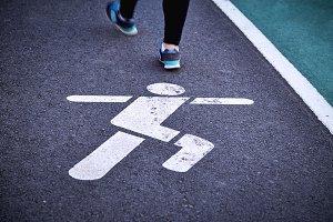 Running lane