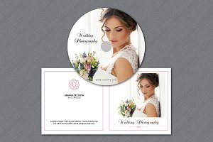 Photographer Cd Label & Cover-v332