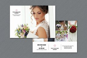 Photography Marketing Template-V334