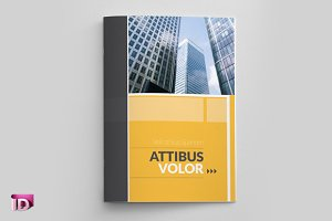 Corporate Brochure Template