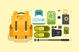 Travel or vacation accessories