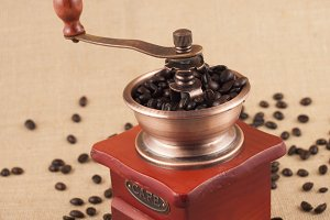 beans grinder