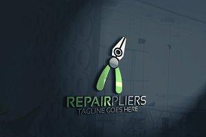 Repair Pliers Logo