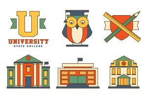 Education and College Collection