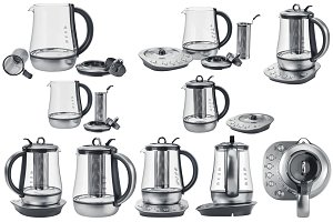 Electric kettle, set