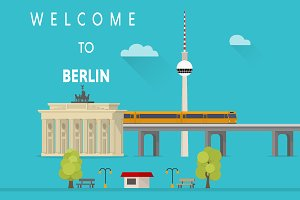 Welcome to Berlin!
