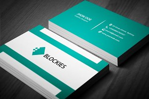 Low Price Business Card Template