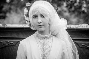 Gypsy Young Girl