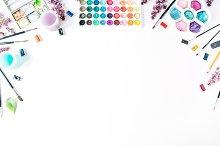 Watercolor artist tools