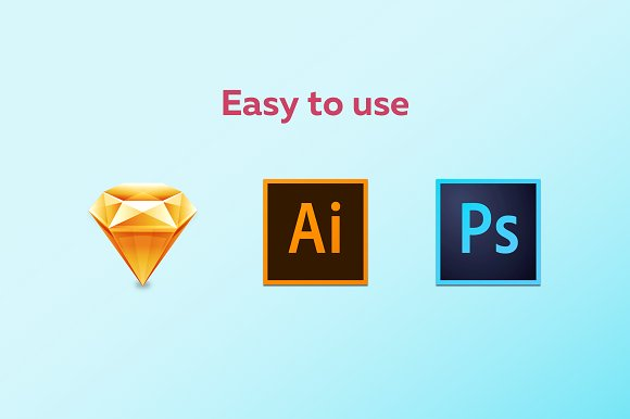 #1 E-Commerce icons in Icons - product preview 4