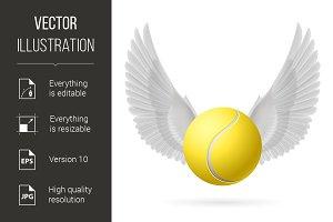 Flying ball