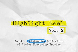 Highlight Reel Vol. 2