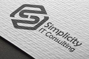 Simplicity Logo Template