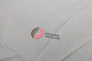 Upasham Medicare Logo Template