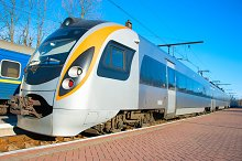 New high speed train