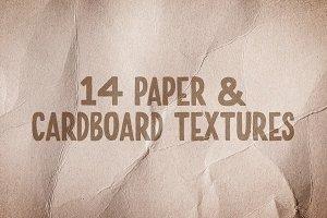Paper & Cardboard Texture Pack Vol 2