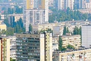 Kiev architecture, Ukraine