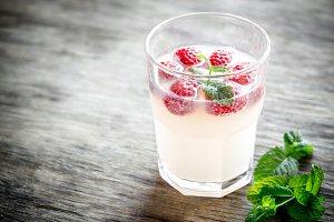 Sparkling Raspberry - Limoncello