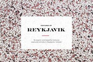 Textures of Reykjavik