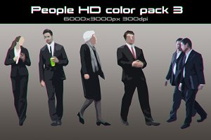 People HD color pack 03