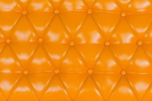 yellow sofa upholstery leather