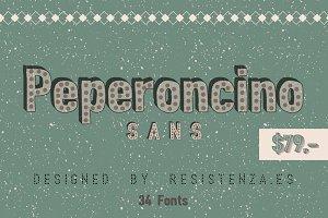 Peperoncino Sans