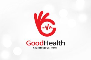Good Health Logo Template