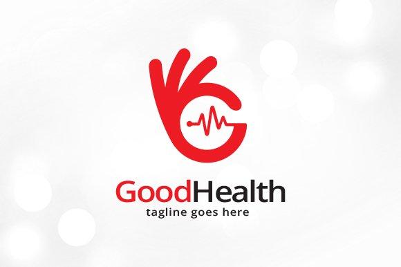 Good Health Logo Template in Logo Templates
