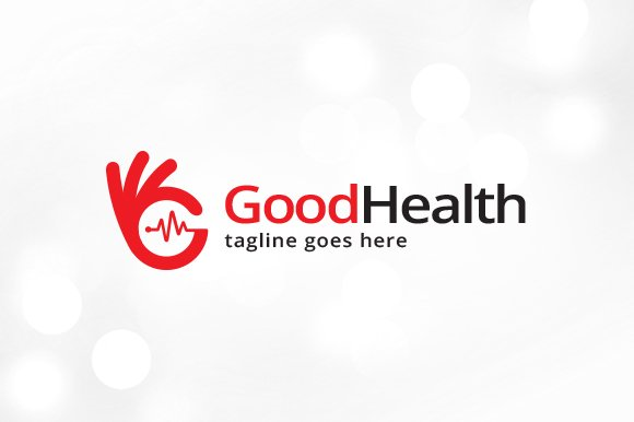 Good Health Logo Template in Logo Templates - product preview 1