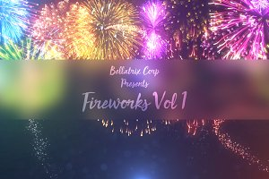 Fireworks Pack vol 1