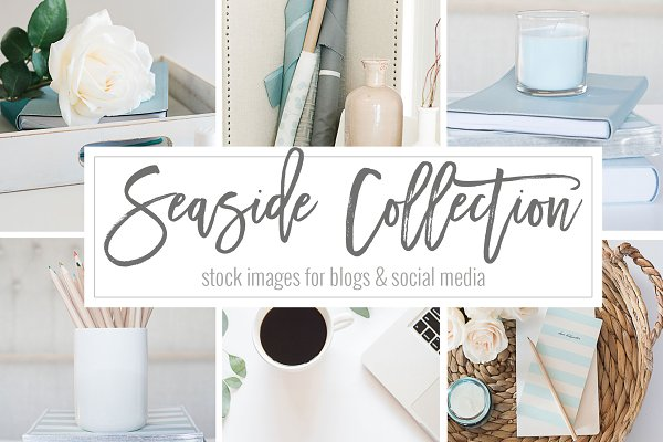 Stock Photos | Seaside Bundle
