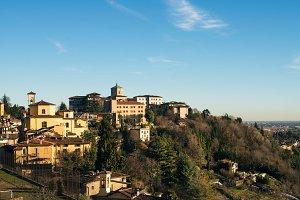 Old Town, Bergamo, Lombardia, Italy
