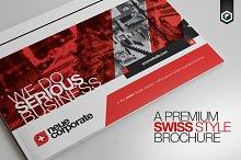 RW Swiss Modern Corporate Brochure