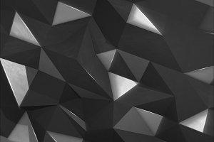 Polygon Fragment Background