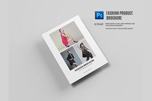 Fashion Product Brochure/Catalog-558