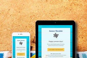 Summer MailChimp Eblast