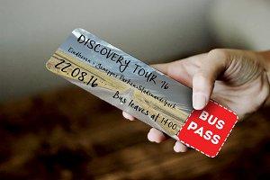Travel tour ticket