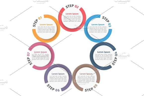 Circle Chart in Graphics - product preview 4