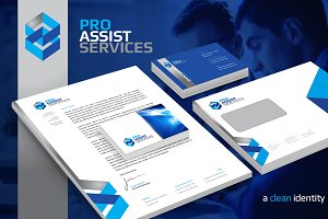 RW Clean Corporate Identity + Logo