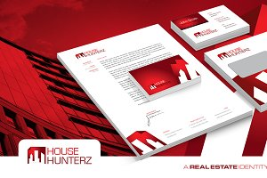 RW Real Estate Identity + Logo