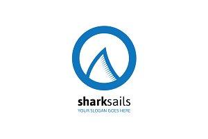 Shark Sails Logo